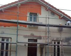 ravalement facade 77 - artisan peintre 77 - entreprise de peinture 77
