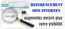 Referencement site web entreprise
